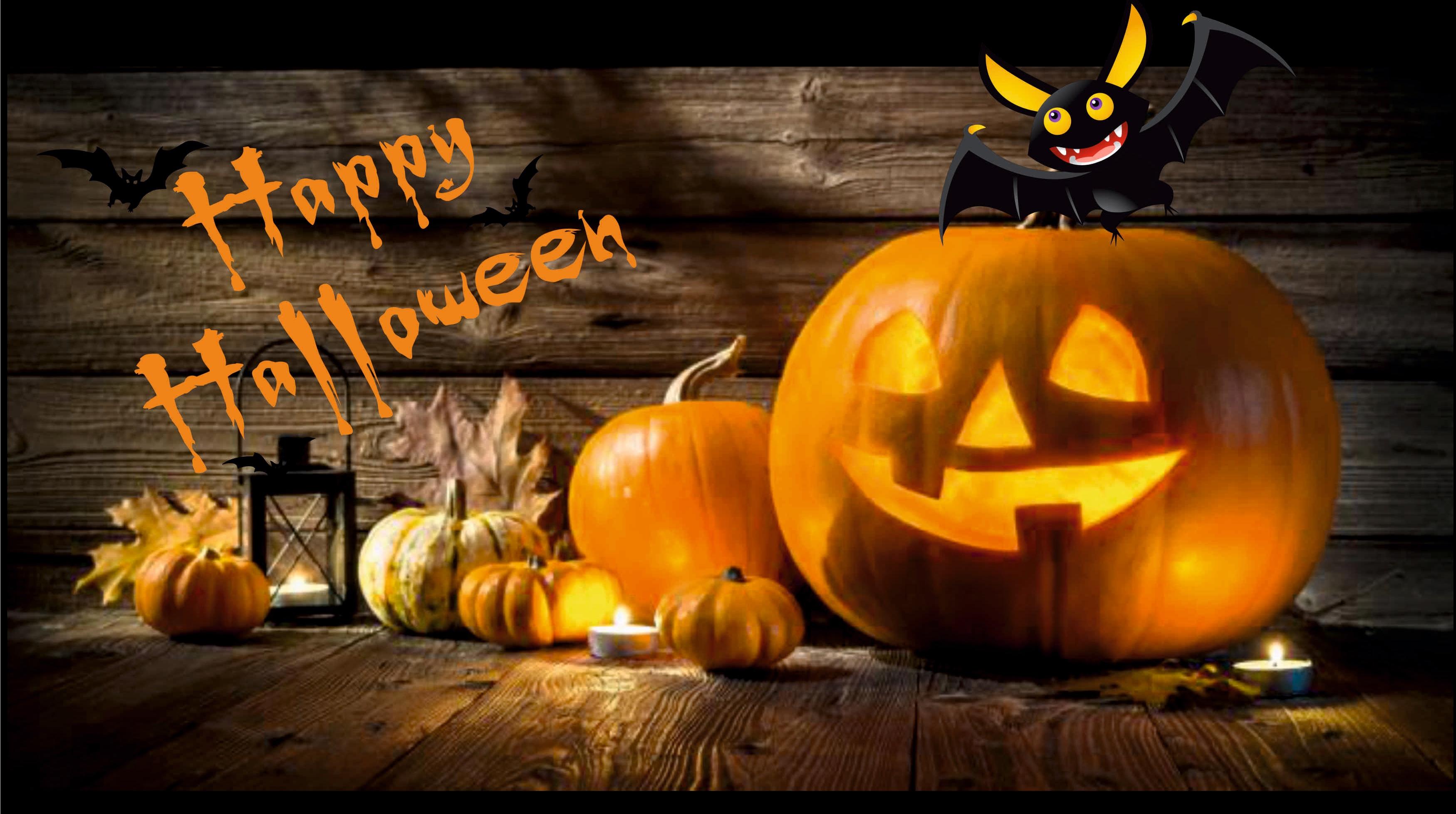 """halloween """"de groază"""" cu dulciuri și jocuri pentru copii în centrul"""