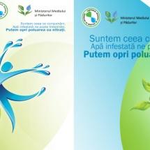 """VÂLCEA: Dezbatere publică pe proiectul """"Controlul Integrat al Poluării cu Nutrienţi"""" (Comunicat de presă)"""