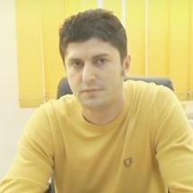 Magistratul Marius Lumineanu, preşedinte interimar al Judecătoriei Râmnicu Vâlcea