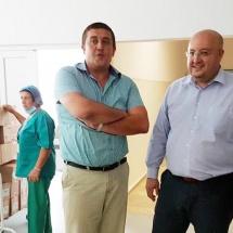 Noi investiții și dotări la Spitalul Județean, Spitalul Vechi și Maternitate
