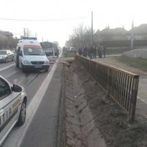 ÎNGRIJORĂTOR! Numărul accidentelor, în continuă creştere în Vâlcea!