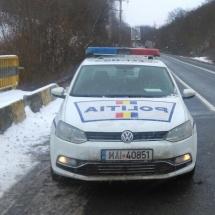 Un șofer din Vâlcea a provocat un accident în Argeș. Era beat la volan
