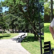FOTO: Parcul de la Forestier, modernizat și inaugurat