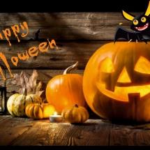 """Halloween """"de groază"""" cu dulciuri și jocuri pentru copii în centrul Râmnicului"""