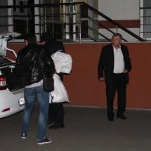 Ex-primarul din Bujoreni, ridicat de mascați. A fost condamnat pentru corupție