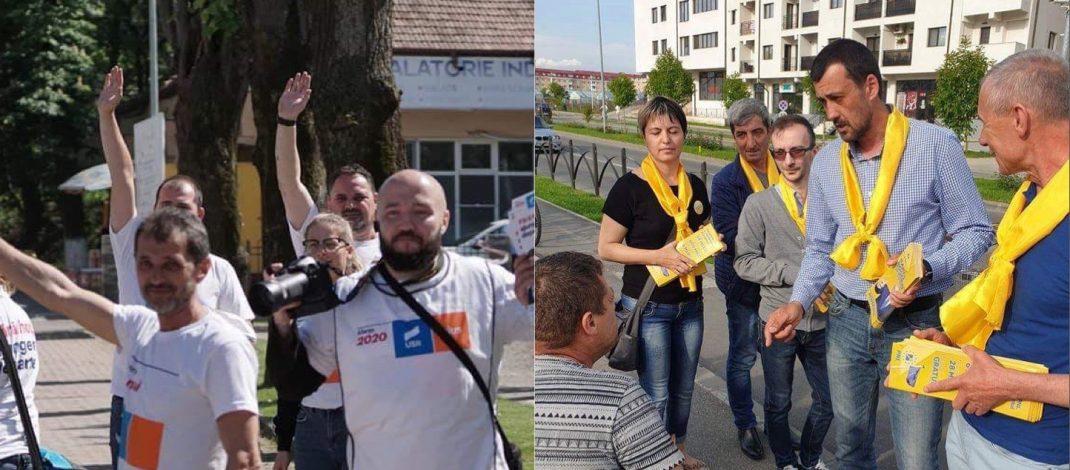 USR, acuzată de fals și uz de fals de PNL! Opoziția se sfâșie la Râmnicu Vâlcea