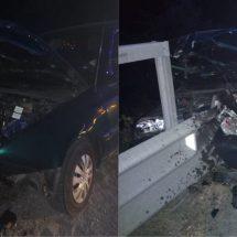 FOTO – UPDATE: ACCIDENT pe DEALUL NEGRU. Doi răniți…