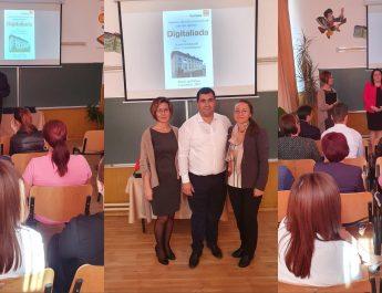 FOTO. Singura școală din Vâlcea unde se predă digital este la Roești