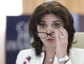 Ministra Învățământului are plângere penală pentru un abuz făcut la Vâlcea