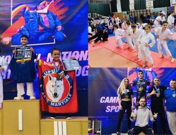 FOTO. Sportivii din Vâlcea s-au întors cu 13 medalii de la Campionatul Naţional de Jiu Jitsu Brazilian 2020