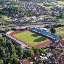 """Stadionul Municipal din Zăvoi va găzdui cele trei jocuri ale """"barajului"""" de promovare din cadrul Regiunii 5 Sud-Est, Grupa A."""