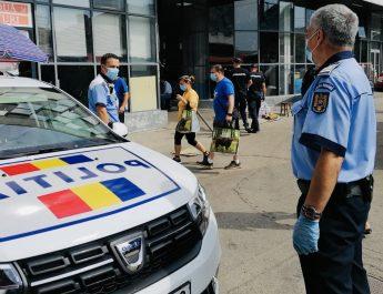 Rata de infectare în Vâlcea este de 0,77 la mia de locuitori. Poliția continuă însă să dea amenzi