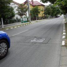 Joi, 6 august, începe reabilitarea străzii Mihai Viteazu – trafic restricţionat parţial