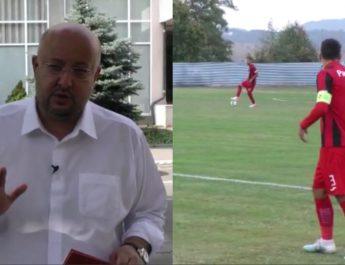 VIDEO. CJ Vâlcea, sprijin financiar pentru fotbalul vâlcean!