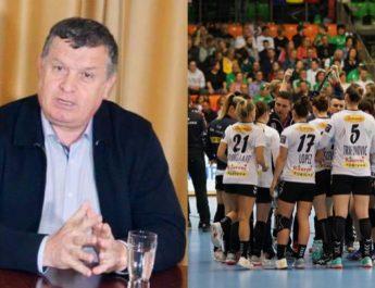 Primarul Gutău anunță că handbalistele de la SCM își caută deja alte echipe. PNL și USR refuză să voteze rectificarea bugetului