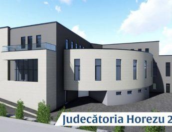 Ministerul Justiției construiește o judecătorie nouă la Horezu