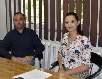 Laurențiu Cazan premiază performața elevilor vâlceni