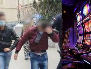 Doi tineri au fost arestați după ce au jefuit un cazino din Râmnicu Vâlcea